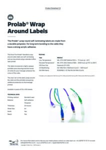 2019 Prolab Wrap Around- Laserv2