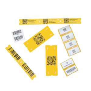 QR code versus Barcode