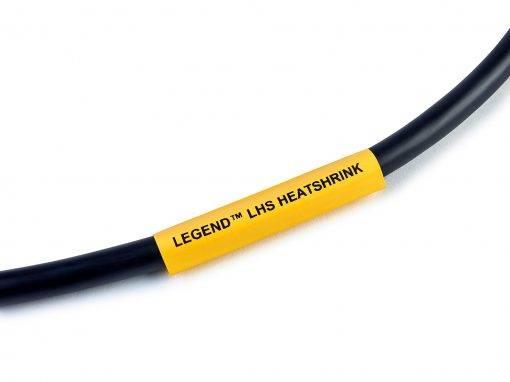LHS Heatshrink on Cable LR
