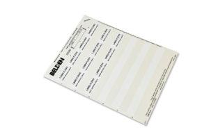 LabelFlex Wrap Around Sheet LR