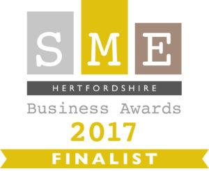 SME Herts Business Award_Finalist_2017