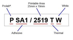 product-code-PSA1-2519T